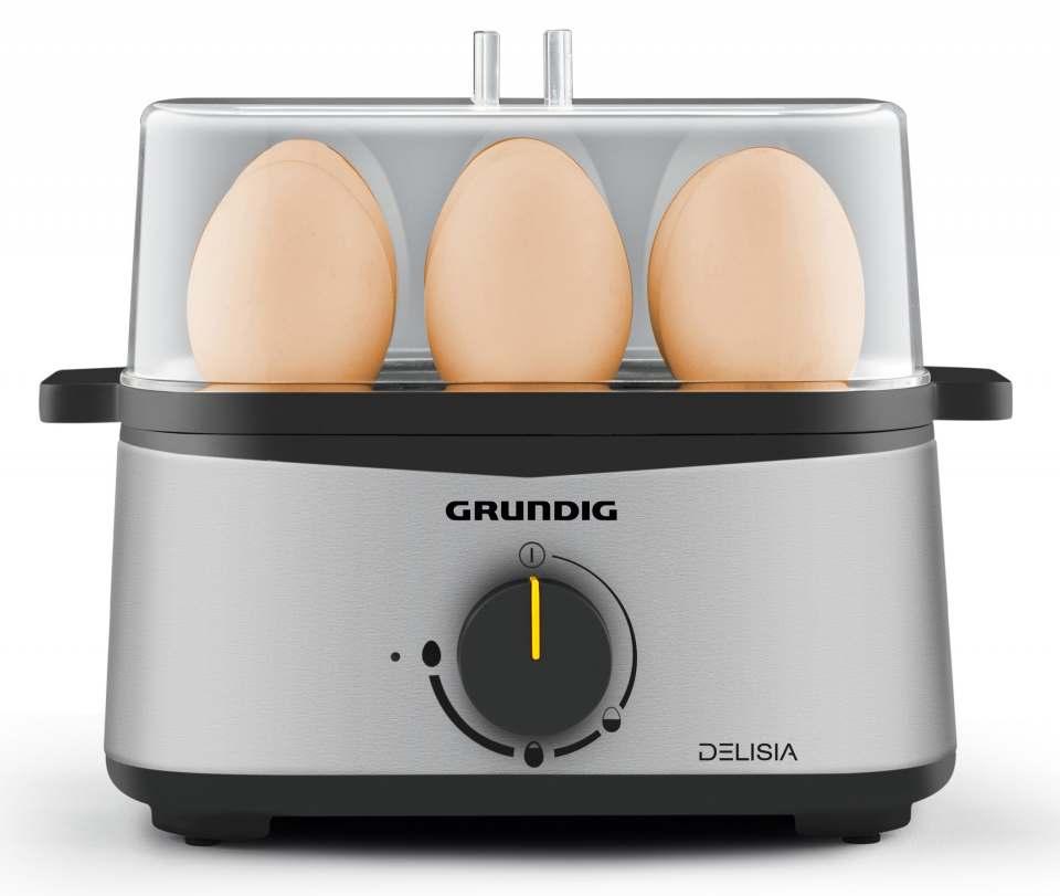 Grundig Eierkocher EB 8680 kocht bis zu 6 Eier.