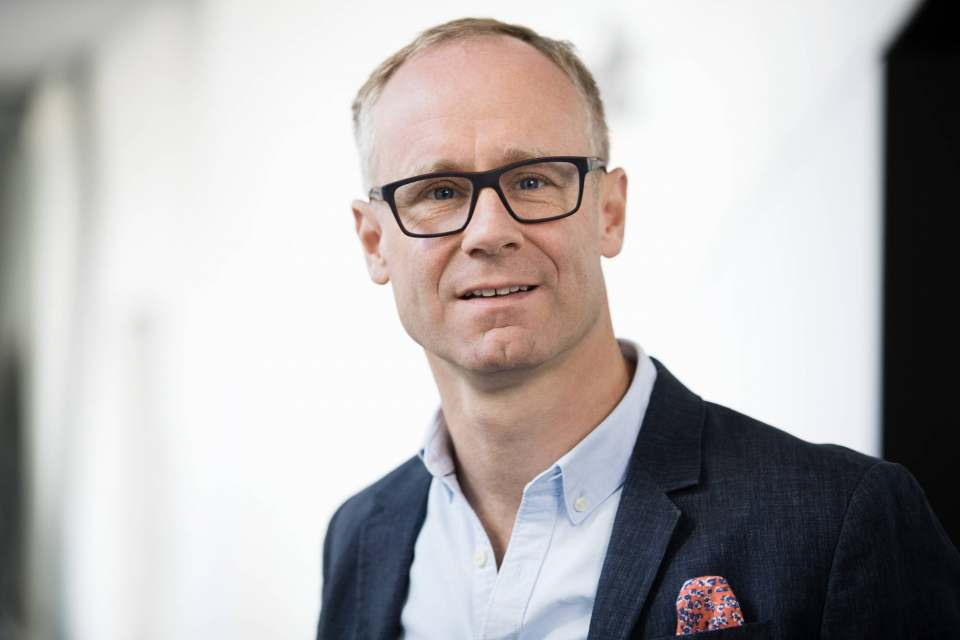 Jan Kegelberg, Chief Digital Officer (CDO) bei SportScheck