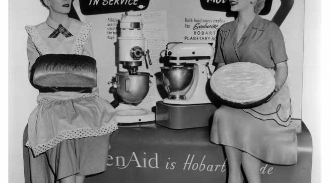 Das Modell h-5 von Hobart war die beste Küchenhilfe ever …