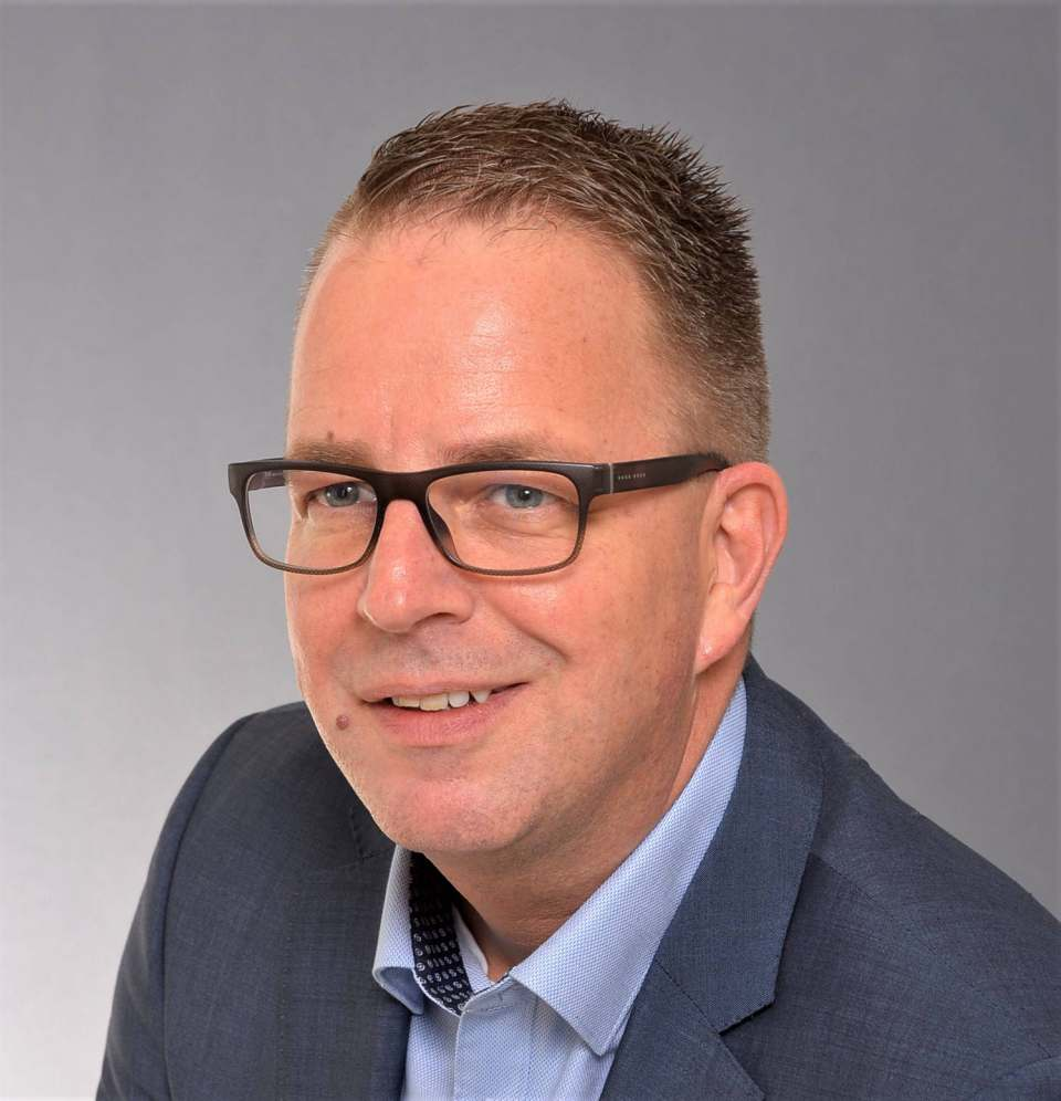 Verkaufsleiter für das GGV-Außendienstteam in Deutschland: André Patzke.