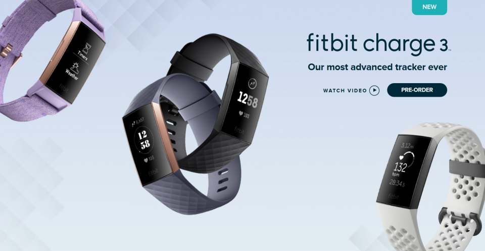 Im ersten Quartal 2019 war der Fitness Tracker Charge 3 das meist verkaufte Wearable hierzulande.