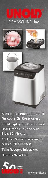 Unold Eismaschine Uno