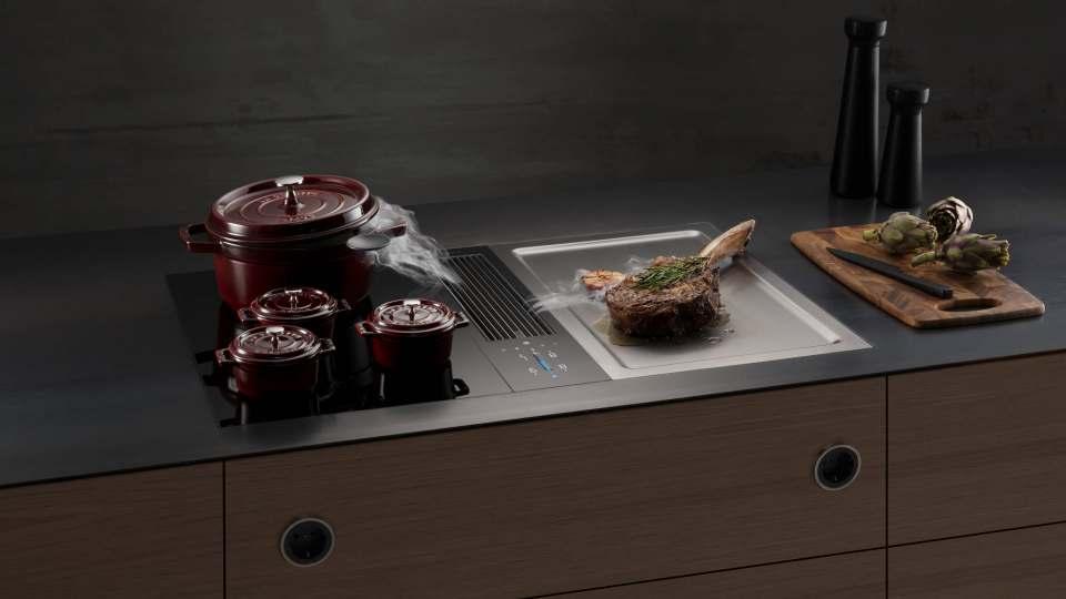 Prämierter Kochfeldabzug: Classic 2.0 von Bora.