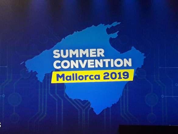 """Absolutes Highlight"", veranstaltet zum 9. Mal: Euronics Summer Convention."
