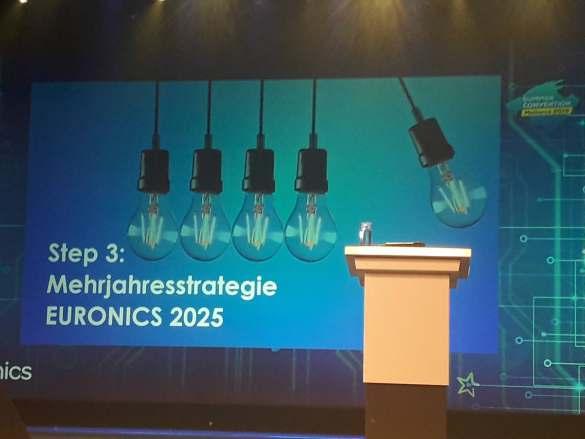 Im Mittelpunkt: Die Euronics Strategie für die Jahre 2020 bis 2025.