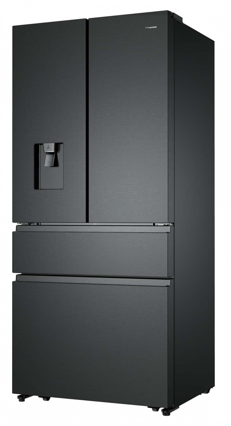 Hisense Kühl-/Gefrierkombination BCD 486 W mit Dual-Tech Cooling.