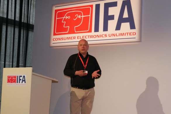 Klare Markenidentität: Gorenje ist die lifestyleorientierte, Hisense die technikorientierte Marke: Uwe Paul, Vertriebschef Hisense Consumer Electronics.