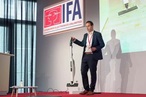 Bodenpflege 4.0: Tobias Wahl, Head of Product Management & Marketing Retail Indoor Products, Kärcher.