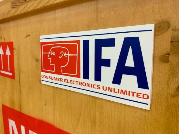 Beste Einstimmung auf die IFA: das Presseevent IFA Innovations Media Briefing (IFA IMB) im bcc Berliner Congress Center am Alexanderplatz.