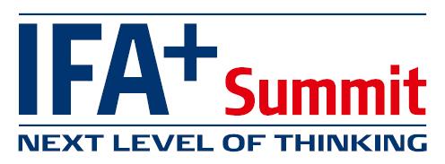 """Der IFA+ Summit ist der """"Think Tank"""" der IFA."""