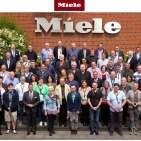 Die Teilnehmer des KIQ-Events holten sich bei Miele ein Update zur neuen Einbaugerätelinie Generation 7000 und machten sich zusätzlich schlau über kommende Branchentrends.