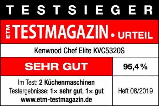 Testsieger Testmagazin Kenwood Sehr Gut