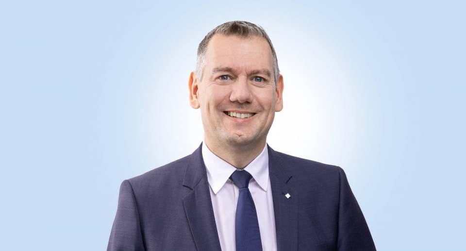 Wertgarantie-Vertriebsleiter Thilo Dröge will Fachhändler und Kunden vor den Folgen der Loewe-Insolvenz schützen.
