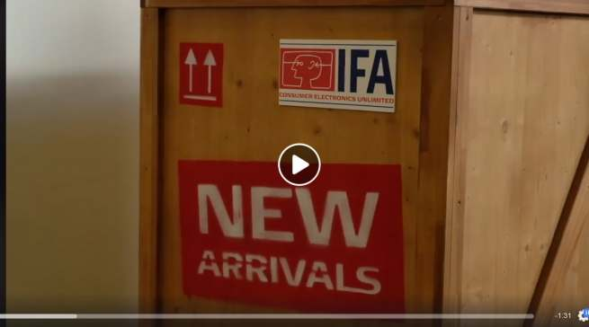 Videozusammenfassung IFA Innovations Media Briefing 2019