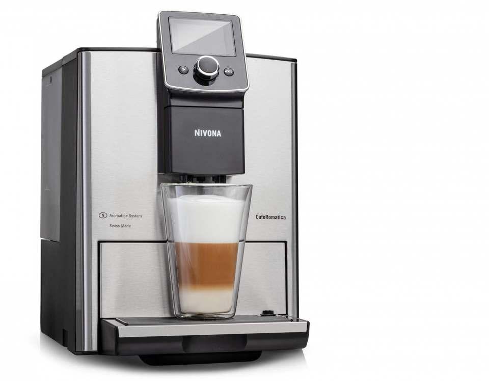 Neu von Nivona zur IFA: Kaffee-Vollautomat NICR 825.