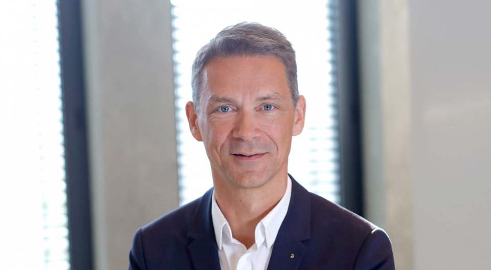 Holger Blecker, CEO der Breuninger GmbH & Co.