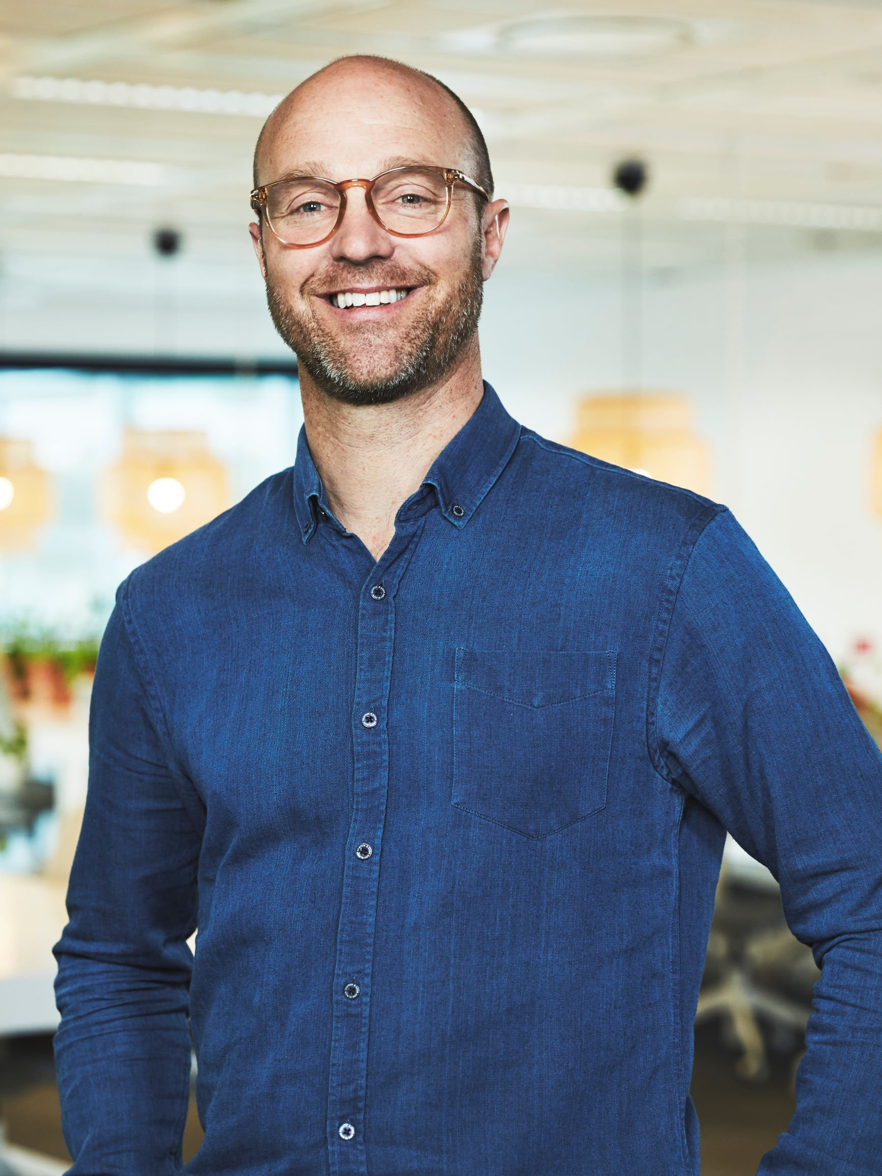 Björn Block, Business Leader, IKEA Home smart