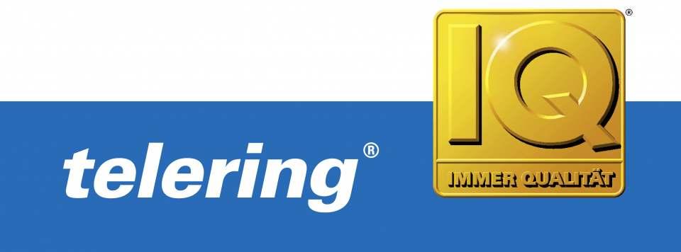 Logo telering IQ Immer Qualität