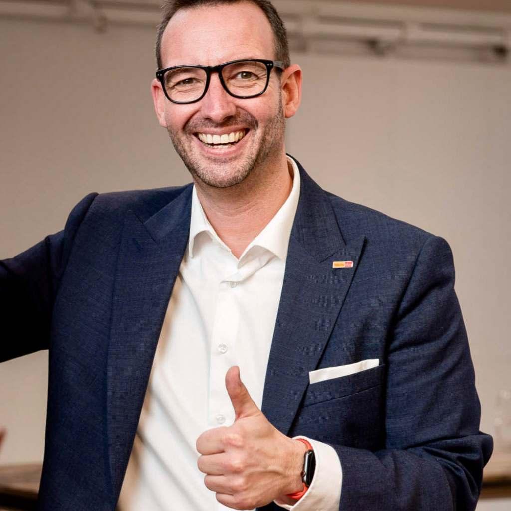 """""""Unsere Händler können sich während der IFA auf ein attraktives Verwöhnprogramm freuen"""", Martin Wolf."""