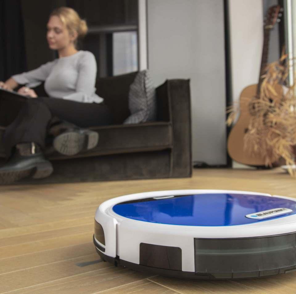 Saubere Sache: Blaupunkt kommt mit einem attraktiven Sortiment an Saug- und Wischrobotern auf die IFA.