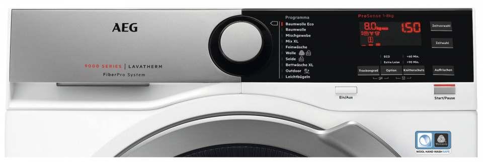 Wünsche der Verbraucher erfüllt: Nutzer müssen die Wäsche zwischen dem Wasch- und dem Trockengang dank Mix XL-Programm nicht mehr vorsortieren.