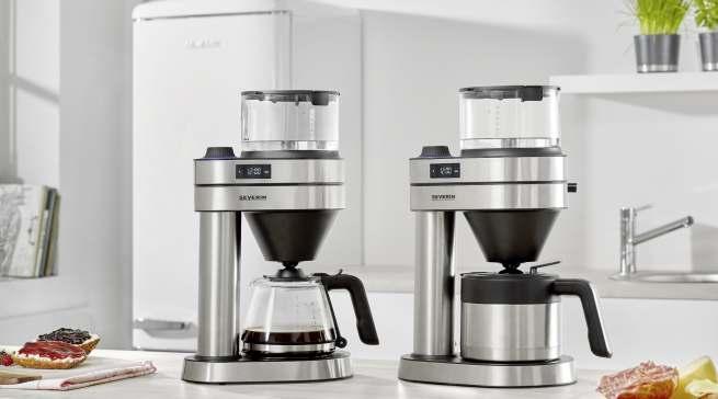 Der Kaffee-Klassiker: Caprice von Severin.