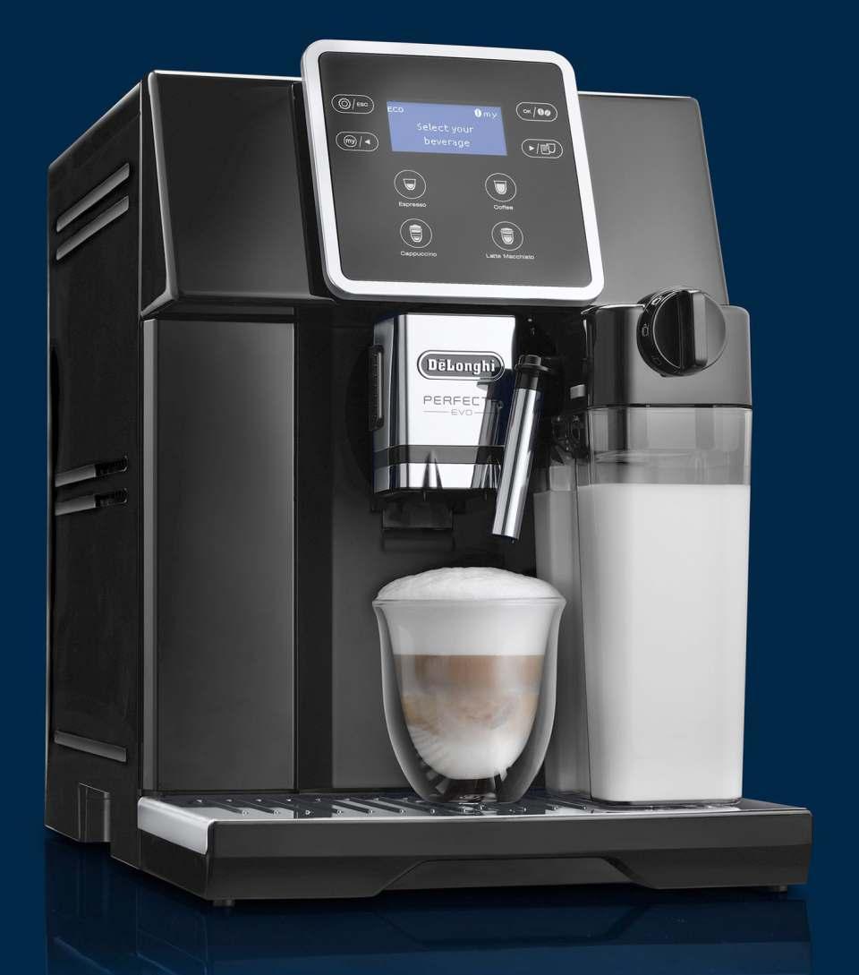 De'Longhi Kaffeevollautomat Perfecta Evo