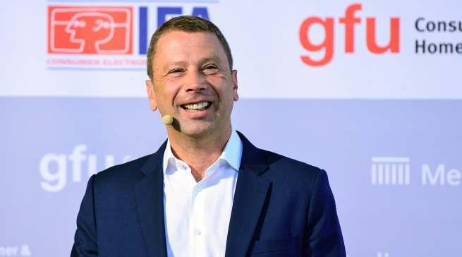 """""""So wie die Zahl der Aussteller gewachsen ist, so stieg auch die Qualität und die Menge der Innovationen sowie die Anzahl neuer Produktepremieren"""", IFA Executive Director Jens Heithecker."""