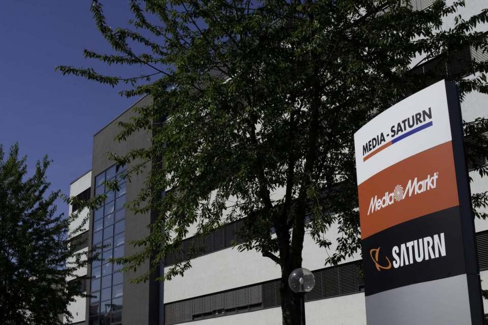 Media Saturn Holding, Zentrale, Wankelstrasse 5, Ingolstadt. Hauptsitz der Media Markt und Saturn Kette. 08.07.2010 ©Martin Hangen