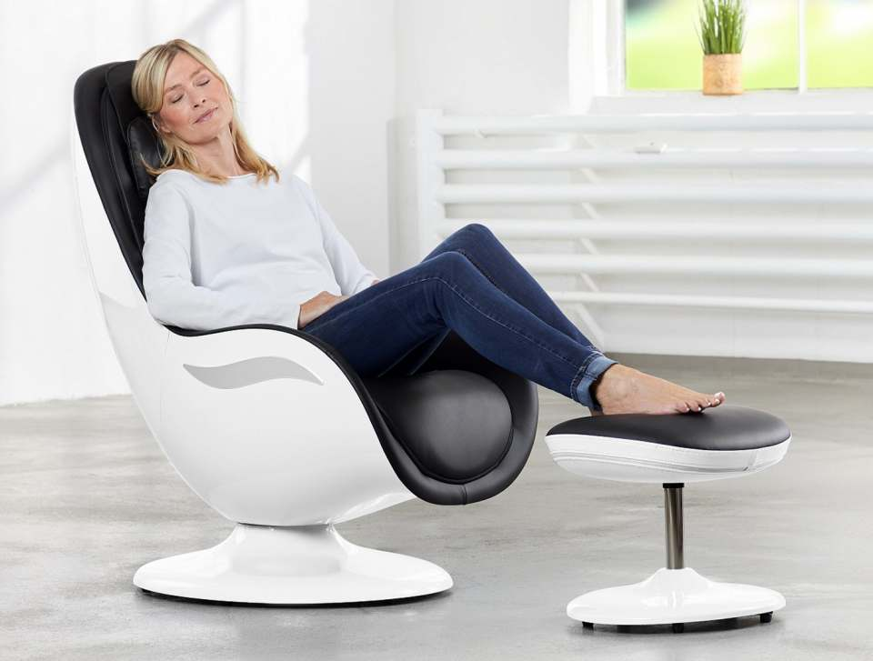 Medisana Lounge Chair RS 650 mit 6 Massagearten.