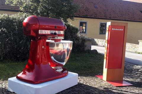 Design-Ikone in XXL: KitchenAid.