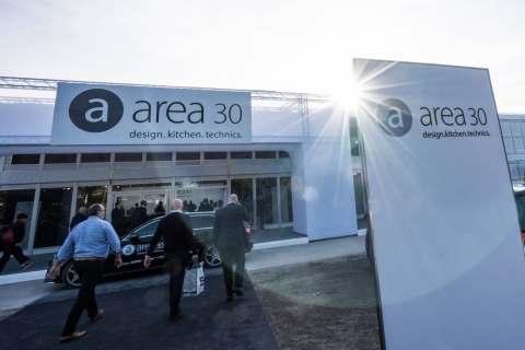 """So groß und so begehrt wie nie zuvor: """"area30"""" in Löhne. (Foto: area30)"""