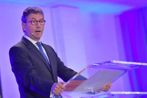 """""""Der Handel steht vor Veränderungen in einer bisher nicht gekannten Dimension"""", Franz-Josef Hasebrink."""