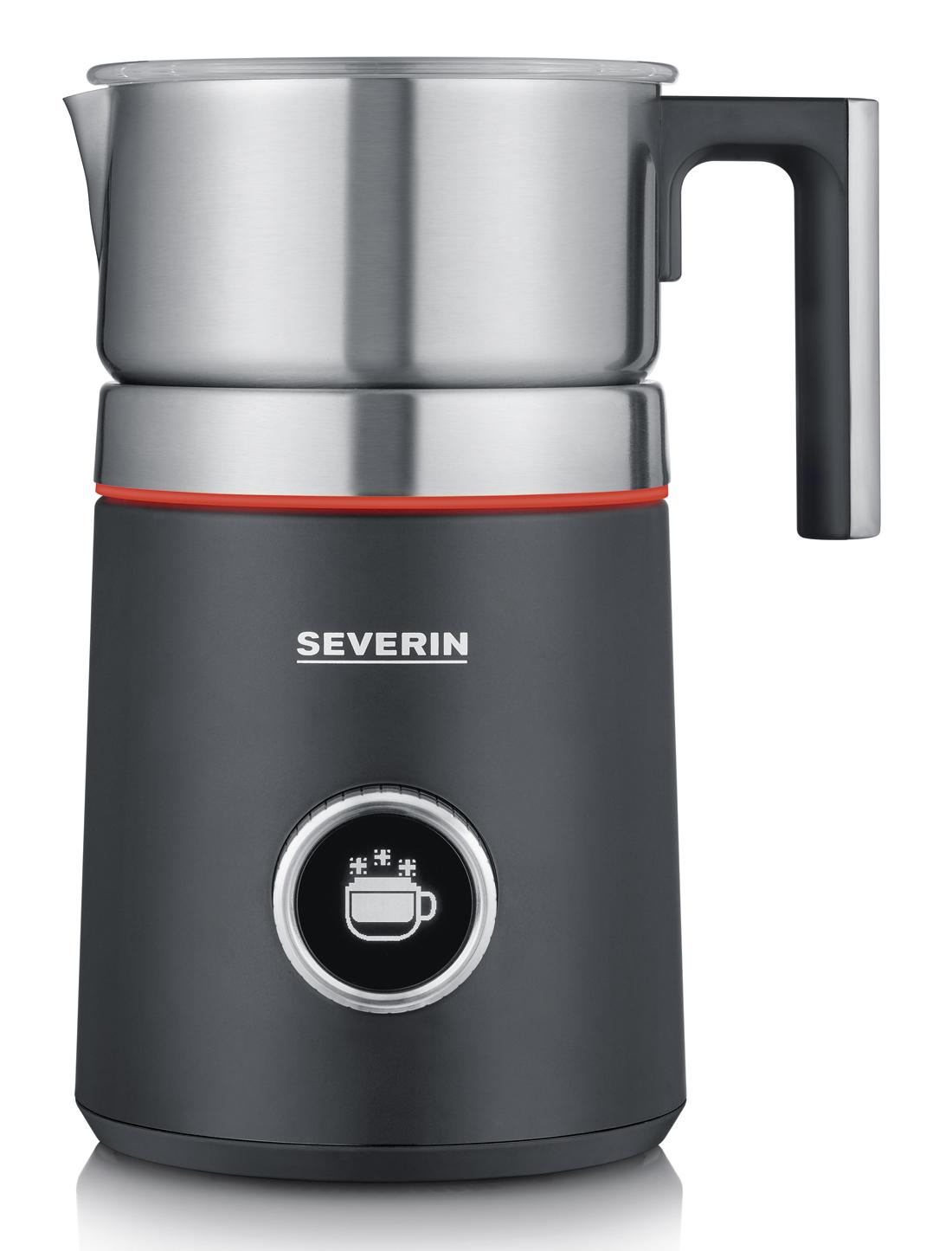 Severin Milchaufschäumer Spuma 700 Plus mit 13 unterschiedlichen Programmen.