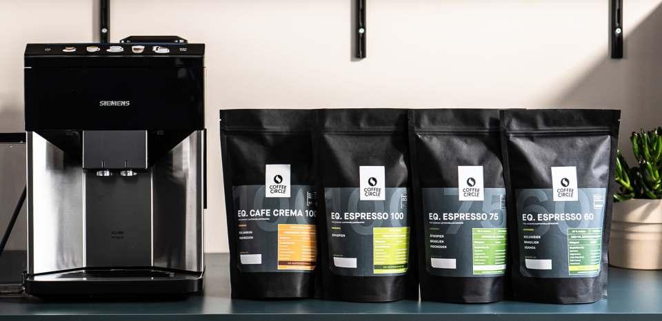 Für Espresso-Liebhaber und Milchschaum-Schlürfer.