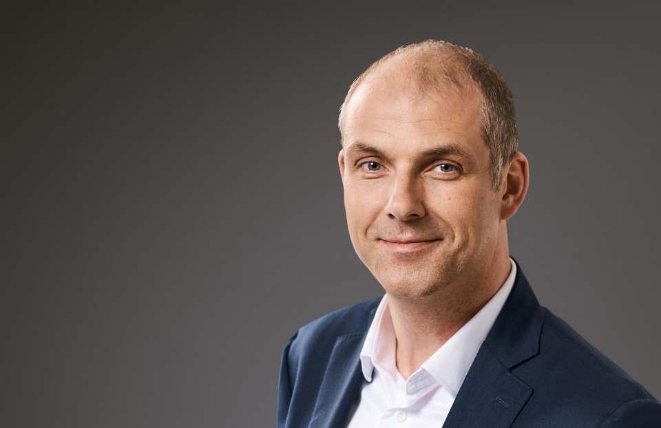 Macht Karriere bei Grohe: Ex-Samsung Director Home Appliances Alexander Zeeh.