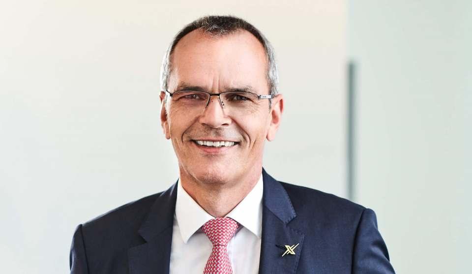 """Dr. Stefan Müller, Vorstandsvorsitzender der expert SE: """"Mit der Aufnahme der neuen Gesellschafter sichern wir langfristig die Zukunftsfähigkeit der gesamten expert-Gruppe."""""""