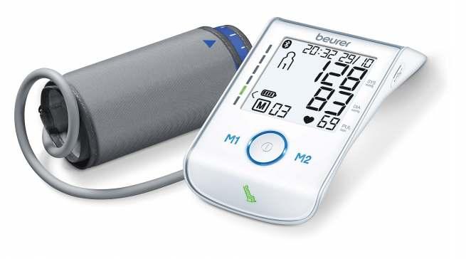 Blutdruckmessgerät BM 85 von Beurer.