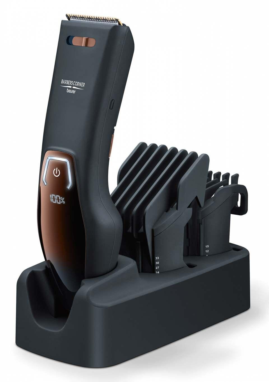 Beurer Haarschneider HR 5000 mit Feinjustierung in fünf Stufen.