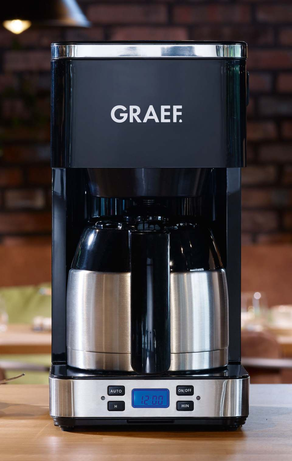 Graef Filterkaffeemaschine FK 500