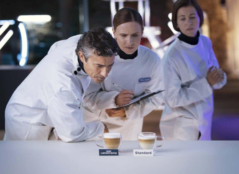 """De'Longhi Deutschland erlaubt erstmals Einblicke in das """"geheime"""" Kaffee-Labor."""