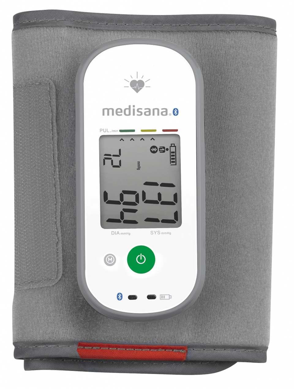 Medisana Blutdruckmessgeräte BU 560 connect mit Ruheindikator.