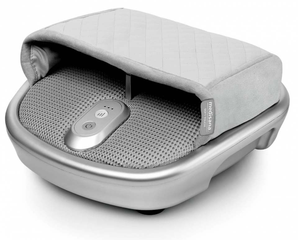 Medisana Fußmassagegerät Komfort Shiatsu FMG 880 mit Soft-Touch-Technologie.