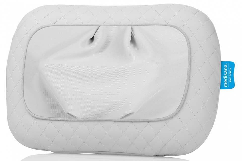Medisana Massagekissen Komfort Shiatsu MCG 800 mit Soft-Touch-Technologie.