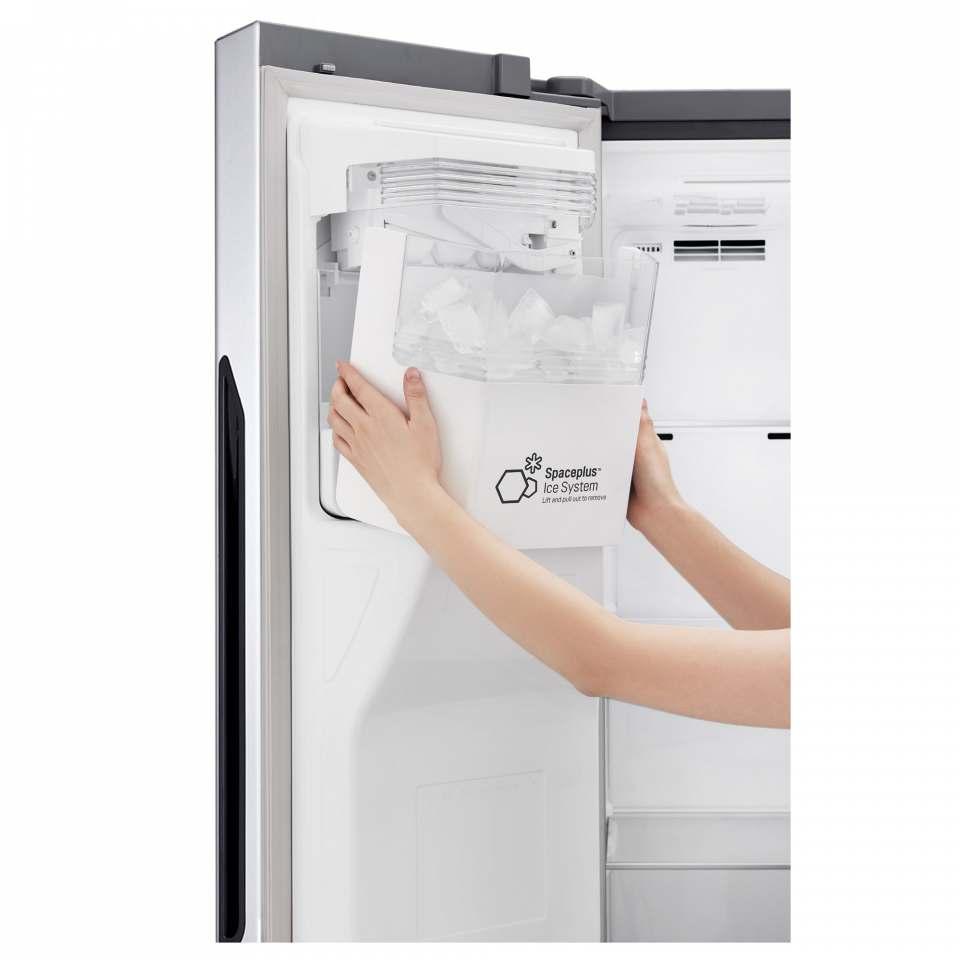 LG reagiert auf die unbefugte Nutzung seiner im Gefrierbereich integrierten, patentierten Ice-Maker Technologie.