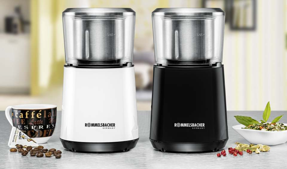 Rommelsbacher Kaffeemühle EKM 120