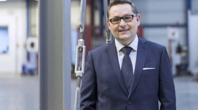 """""""Letztes Jahr haben wir dem Handel ein Leistungsversprechen abgegeben – jetzt liefern wir"""", Christian Strebl."""