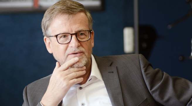 Nach 230 Tagen schon wieder weg: Ceconomy-CEO Jörn Werner.