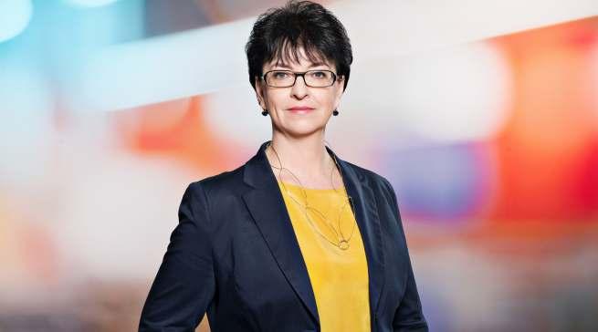 Bleibt CFO: Karin Sonnenmoser.