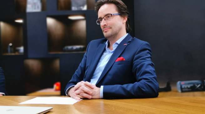 Michael Geisler ist seit Mitte Mai neuer Geschäftsführer für Electrolux Deutschland.